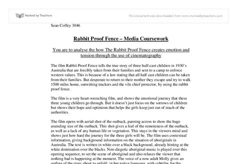 Rabbit Proof Fence Essay Techniques by Tips For Writing An Effective Essay On Rabbit Proof Fence