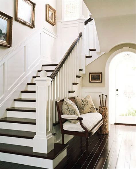 black and white home design inspiration stair project begins removing the carpet and prepping the