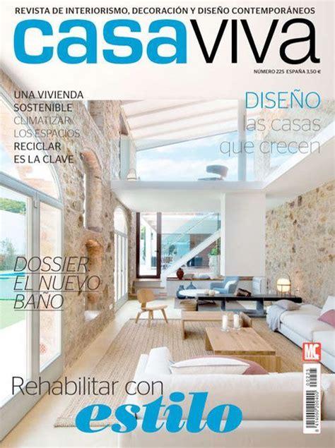 revistas de interiores en espa 241 a decoracion de interiores - Revista Casa Viva Decoracion