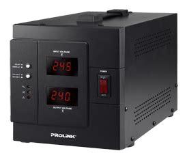 Stabilizer Prolink Pvr2000d 2000va 1 prolink pvr2000d 2kva heavy duty auto voltage regulator