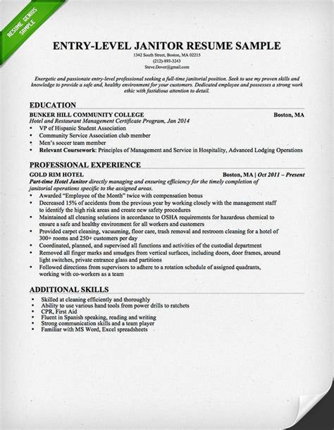 maintenance resume sle this resume sle to use as a template for writing your