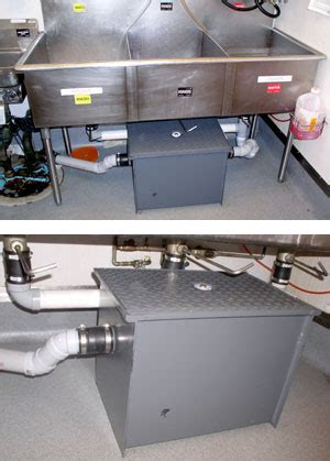 grease trap for kitchen sink frequently asked questions about grease traps sewage