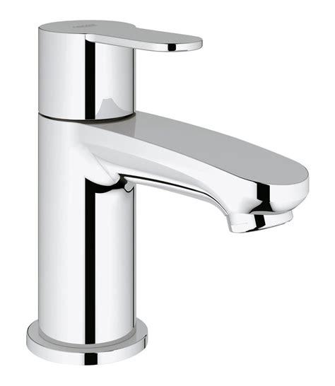 Designer Bathroom Sinks Grohe Eurostyle Cosmopolitan Chrome Pillar Tap 23039002