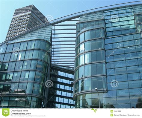 london glass building glass building in london uk royalty free stock photos
