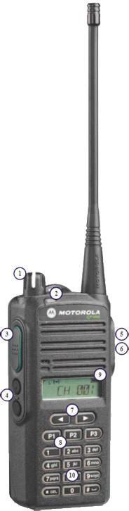 Tombol Ptt Ht Motorola Cp1660 Cp1300 jual ht motorola cp1660 di malang