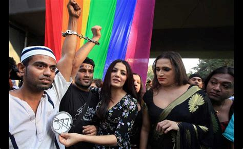 section 377 of the ipc print photos queer community s day of rage over sc