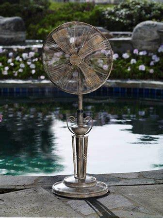 outdoor standing fans patio dbf0619 lido outdoor patio fan floor standing outdoor