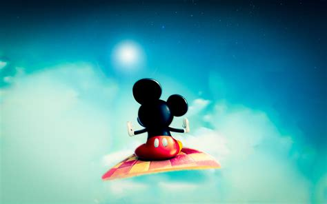 Micky Mouse Hd Wallpaper