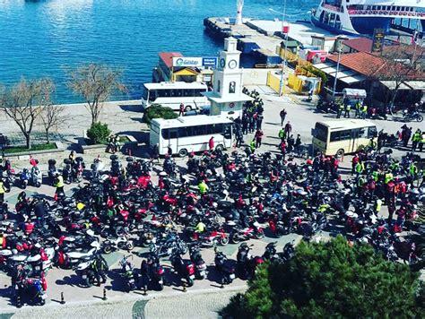 ekmok uluslararasi motosiklet festivali balikesir festivalleri