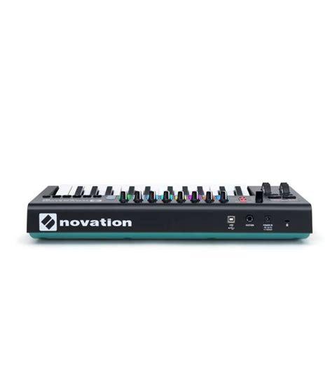 Novation Launch Key 25 Mkii vos intruments et accessoires novation launchkey 25
