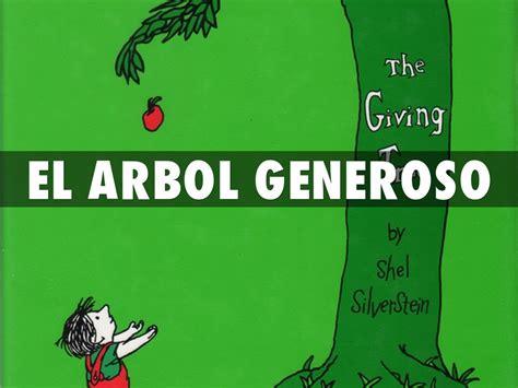 libro el rbol generoso el 193 rbol generoso por shel silverstein libro leido en youtube youtube