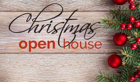 christmas festival open house s announced orofino idaho