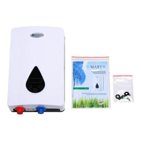 marey 3 0 gpm electric tankless water heater eco110 the