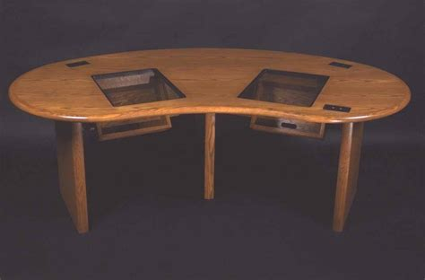 Kidney Shaped Table by Kidney Table Kidney Shaped Table Custom Conference Tables