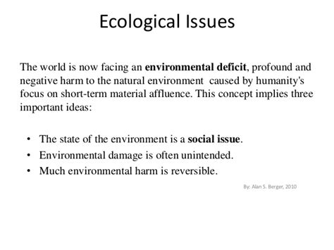 Ecological Imbalance In Nature Essay by City Transformation Due To Ecological Imbalances