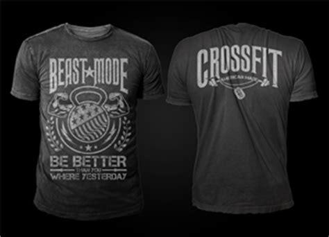 design a crossfit shirt fitness equipment t shirt design galleries for inspiration
