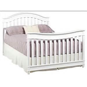 Babi Italia Convertible Crib Bed Rails Parkland Bed Rails White Toys Quot R Quot Us