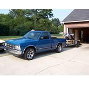 EYEROCK89 1992 Chevrolet S10 Regular Cab Specs Photos