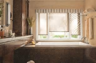 Window treatments contemporary bathroom atlanta by