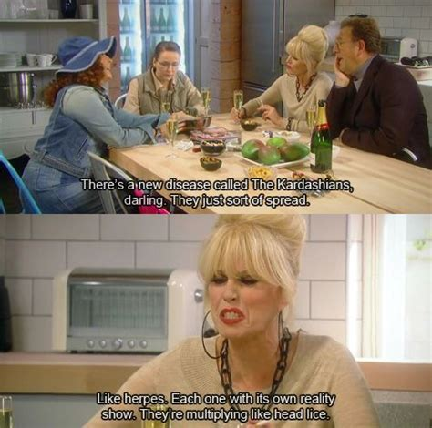 Ab Fab Meme - 25 best absolutely fabulous quotes on pinterest