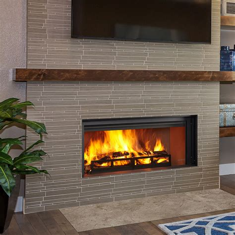 heatilator wood fireplace insert heatilator wood burning