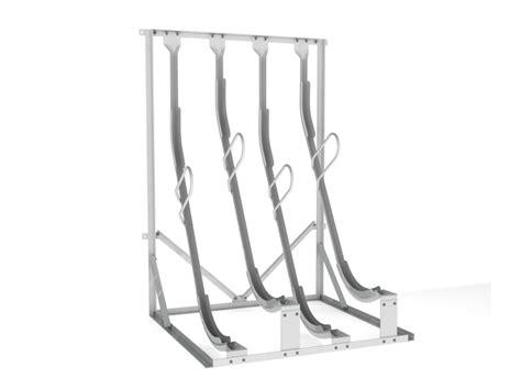Vertical Bike Racks by Semi Vertical Bike Rack Cyclehoop