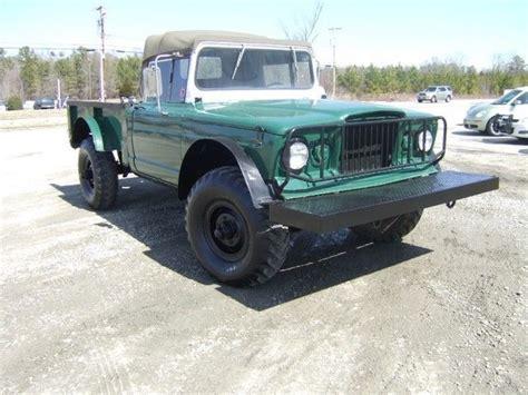 jeep convertible top 1968 kaiser jeep m715 1 1 4 ton 4x4 convertible top truck