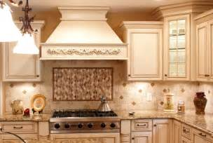 kitchen backsplash ideas travertine tile kitchen