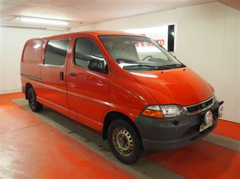 toyota hiace used toyota hiace panel vans year 2001 price 8 131 for