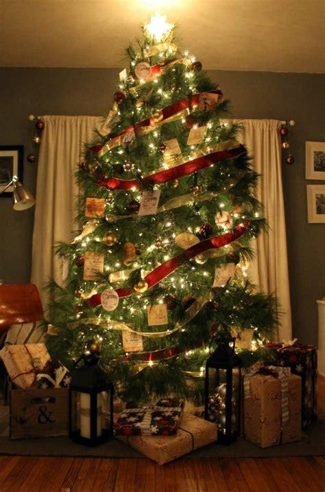 193 rboles de navidad de estilo vintage originales ideas