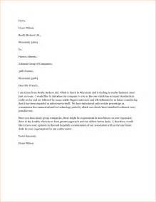 How To Write A Cover Letter Introduction by How To Write Introduction Letter For Company Cover