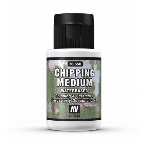 Vallejo 76550 Chipping Medium Model Kit vallejo chipping medium 35ml