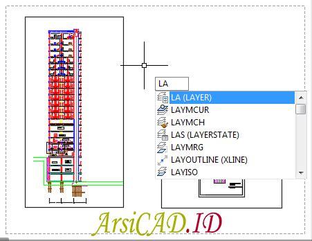 autocad layout viewport border menghilangkan border garis pembatas viewport layout di