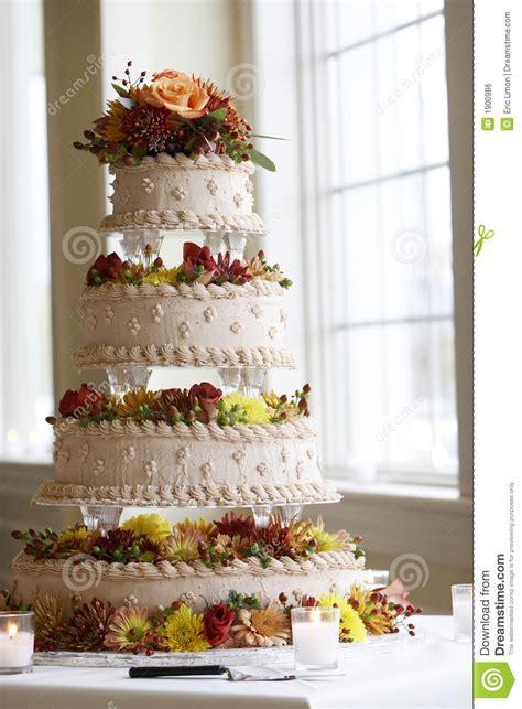 fancy wedding cake royalty  stock image image