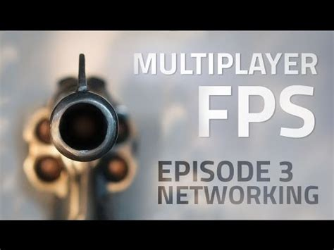 unity tutorial on intro to networking making a multiplayer fps in unity e03 networking intro