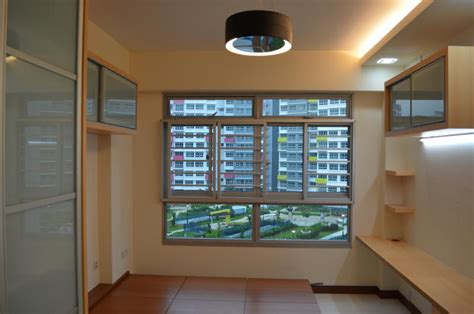 Apartment Types In Singapore Modern Design For Hdb 3 Room Type Apartment With Modern