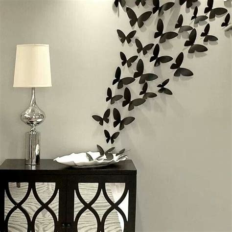 butterfly room decor butterfly wall decor set bedroom inspirations