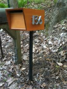 Kitchen Island Trash cool mailboxes exterior midcentury with address numbers