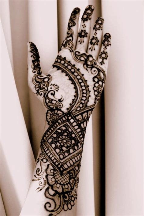 brand new hand mehndi design 2012 collection
