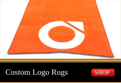 custom made rugs with logo carpet runner backdrop distributor