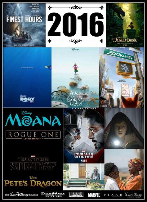 Film Walt Disney 2016   disney film releases 2016