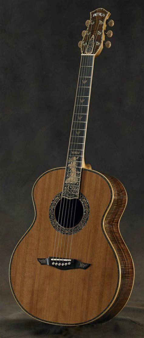 Gitar Akustik By Lay petros guitars princess of the wood artist guitars