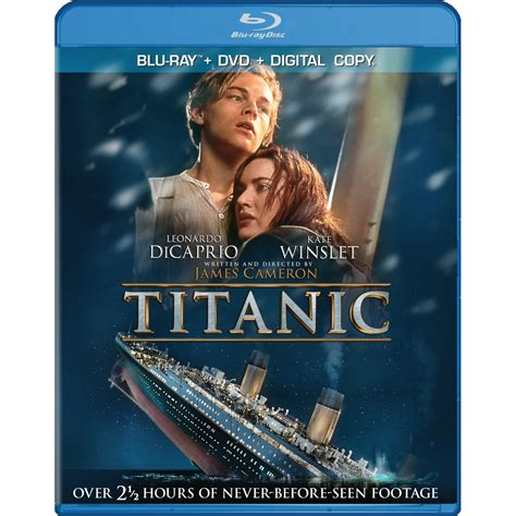 film the blu titanic released today on 4 disc blu ray dvd combo 9