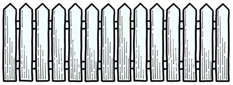 barn fence clipart clipart suggest