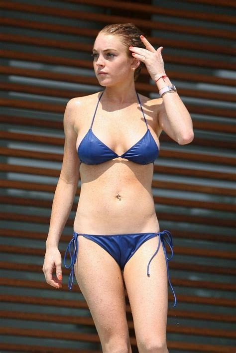 Get The Look Lindsay Lohans Bahama Bikinis by 17 Best Images About Lindsay Lohan On Still
