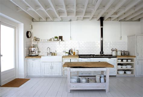white wood kitchens white rustic kitchen panda s house