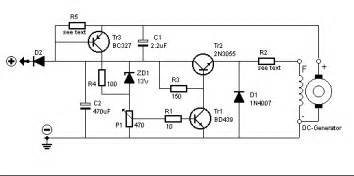 solid state voltage regulator