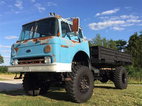 electric company truck 89 ford c8000 quot originally owned by a california