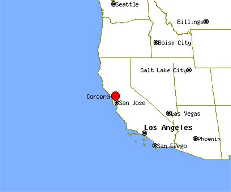 concord ca concord profile concord ca population crime map