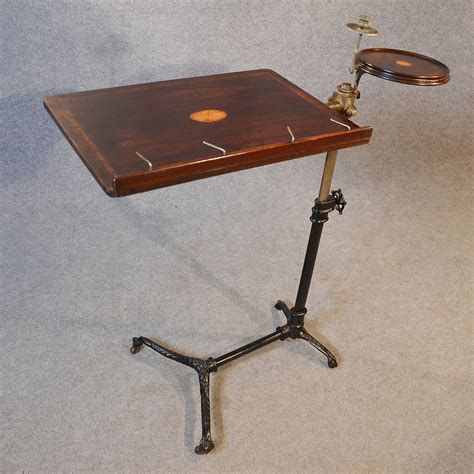 Antique Music Stand Reading Table Lectern Easel Antiques Reading Desk Stand